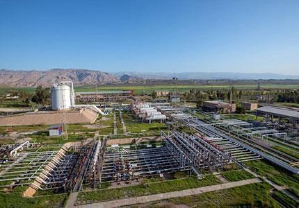 بروز نمودن اطلاعات مربوط به خطوط لوله اصلی نفت، گاز و گاز مایع مسجد سلیمان به طول 1004 کیلومتر