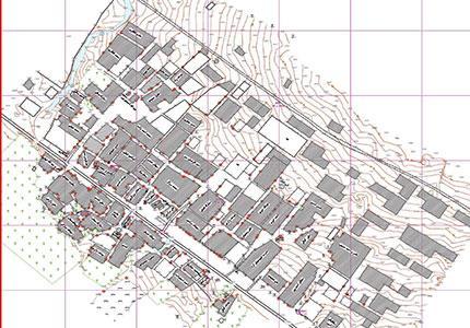 نقشه برداری پروژه آبرسانی به روستاهای مجاور جنوب استان هرمزگان (خط محرم)