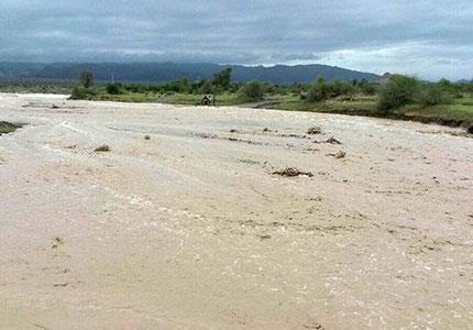 مطالعات و انجام عملیات نقشه برداری رودخانه هشتبندی