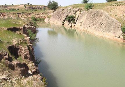 مطالعات و طراحی احداث سد سلطان آباد مسجدسلیمان