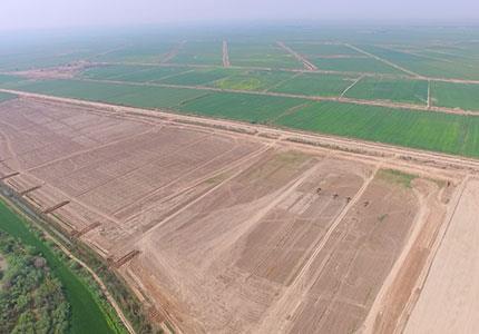 مطالعات ارزیابی اثرات زیست محیطی سد و شبکه آبیاری کلقان چای