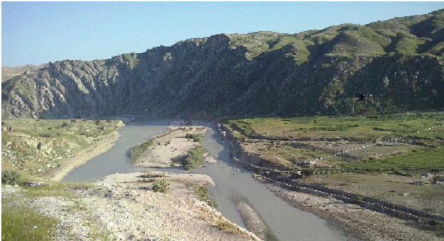 مطالعات طرح جامع سیل و مرحله توجیهی طرحهای مهندسی رودخانه، حوضه رودخانه مارون و  سرشاخه های آن