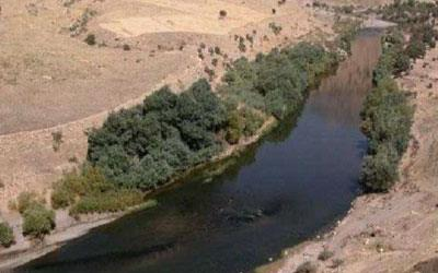 مطالعات تعیین حریم و بستر رودخانه اترک به طول 80 کیلومتر