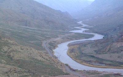 مطالعات تعیین و اعلام حد بستر و حریم کلیه رودخانه های استان اردبیل