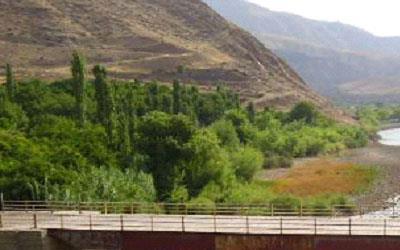 مطالعات ساماندهی و تعیین حریم و بستر رودخانه های شاهرود به طول 146 کیلومتر