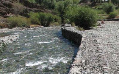 مطالعات و طراحی پروژه ساماندهی رودخانه کرخه و سرشاخه های آن