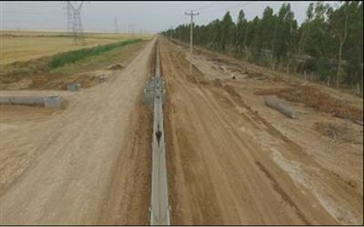 مشاور پیمانکار پروژه طرح و ساخت (EPC) شبکه فرعی آبیاری و زهکشی و تجهیز و نوسازی اراضی ساحل چپ رامشیر(ناحیه دو) به مساحت4480 هکتار
