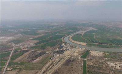 مطالعات شبکه اصلی و فرعی اراضی شمال رودخانه هوفل به وسعت 11400 هکتار
