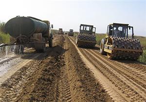 مرمت جاده های دسترسی به دایک مرزی هورالعظیم